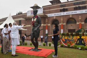 Major Dhyan chand Award
