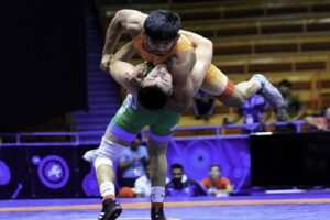 UP government adopts wrestling