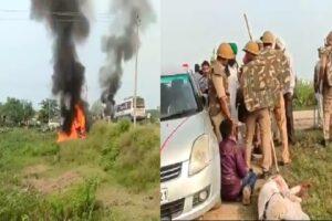 Violence in Lakhimpur Kheri